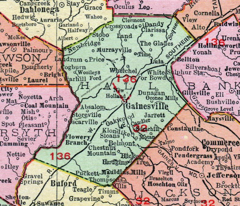 Hall County, Georgia, 1911, Map, Rand McNally, Gainesville ... on map cartersville ga, map buford ga, map hall county ga, map dawsonville ga, map flowery branch ga, map waycross ga, map toccoa ga, map facebook covers, map barrow county ga, map nashville ga, map camilla ga, map kashmir conflict, map midland ga, map ashburn ga, map macon ga, map dallas ga, map norcross ga, map jonesboro ga, map atlanta ga, map eastman ga,