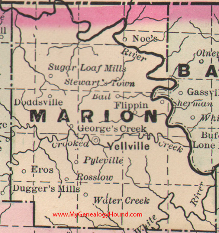 Image result for Marion county, Arkansas