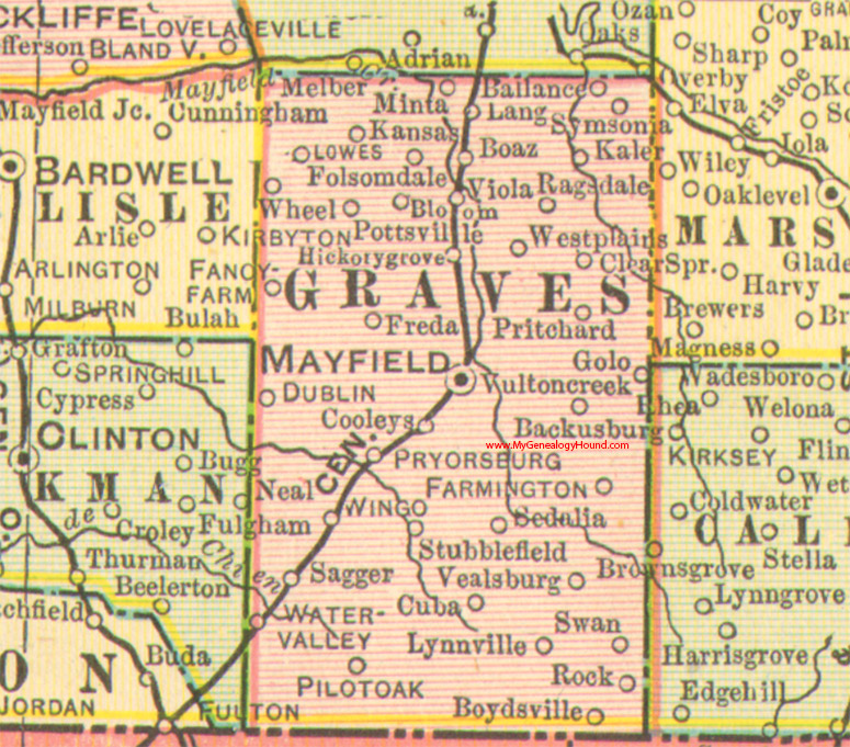 Graves County, Kentucky 1905 Map Mayfield on ky zip code map, ky pipeline map, nicholasville ky map, ky city map, ky state map, ky tn map, ky river map, florence ky map, louisville map, knox county ne platte map, ky district map, ky weather map, kentucky map, paducah ky map, lebanon ky map, ky hwy map, ky snow map, ky co map, ky parkways map, ky airport map,