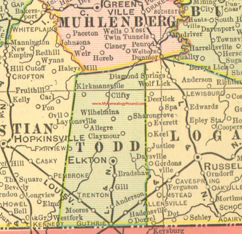 Genealogy Travel Tours