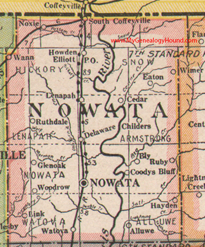 nowata county Nowata county is a county in oklahoma the county population was 10,524 in 2014, according to the united states census bureau the county seat is nowata.