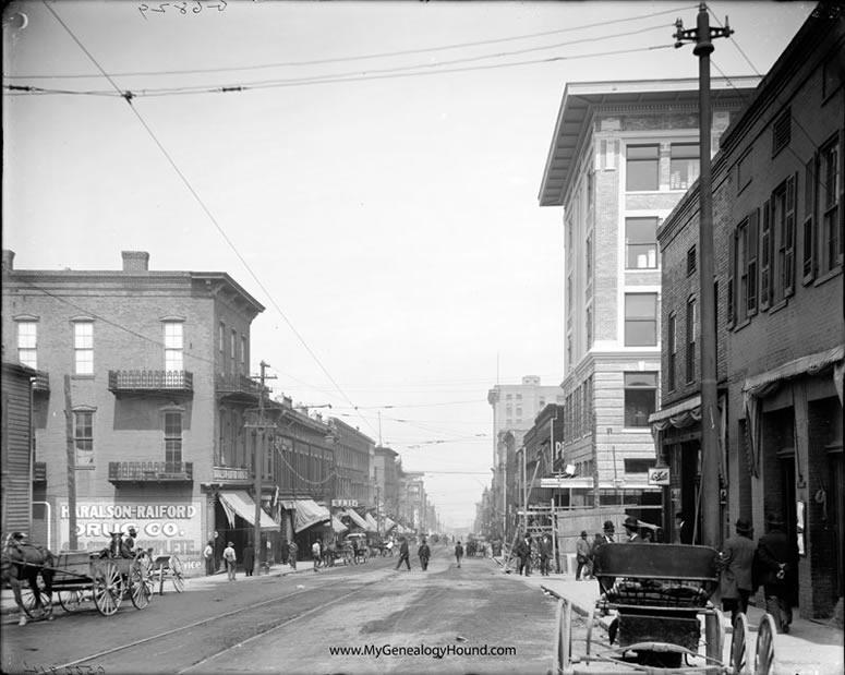 photograghs historic Mississippi vintage