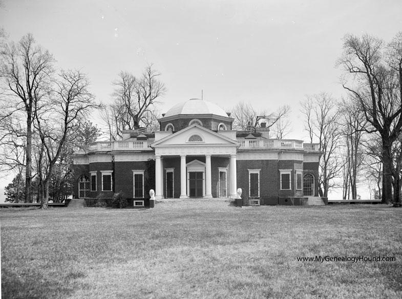 Charlottesville Virginia Monticello Home Of Thomas