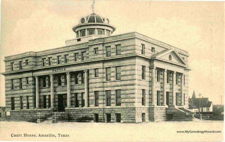 vintage texas potters