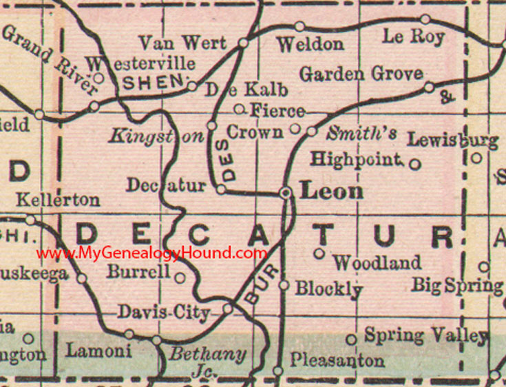 Decatur County, Iowa 1905 Map on los angeles map, city of commerce map, irvine campus map, fish camp map, visalia tulare map, saticoy map, rancho mission viejo map, bell gardens map, gorda map, hawaiian gardens map, stanton map, mt. baldy map, rancho cucamonga map, seven gables map, big pine map, grove city ohio zip code map, buffalo grove il map, california map, hope ranch map, tower grove park map,