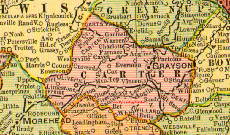 Carter County, Kentucky 1905 Map Grayson, KY on tennessee map by county, map of counties in n d, map of kentucky county seats, map georgia by county, map of all counties in kentucky, google map of kentucky county, map of allen county kentucky, map of kentucky public hunting land, map of kentucky only, map of ohio, map of breathitt county kentucky, map of kentucky counties with names, map of southern california by counties, map of kentucky highways 163, map of ky, map of the counties in kentucky, south carolina map by county, ky map by county, map of kentucky with city names, map of kentucky cities,