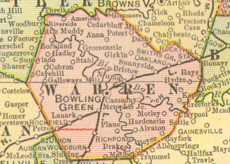 Warren County, Kentucky 1905 Map Bowling Green, KY on map of georgia county, map of nj county, map of kentucky county, map of dc county, map of tx county, map of new york county, map of lexington county, map of cook county, map of oh county, map of ms county, map of pa county, map of np county, map of la county, map of vt county, map of indiana county, map of king county, map of state county, map of wy county, map of tn county, map of aa county,